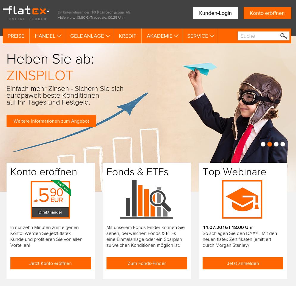 Flatex Kredit